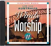 Winds of Worship, Vol. 11: Live from Australia