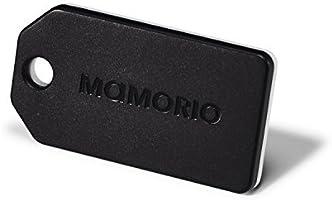 落し物 忘れ物 紛失防止タグ MAMORIO BLACK マモリオ ブラック 世界最小クラス 重量3g