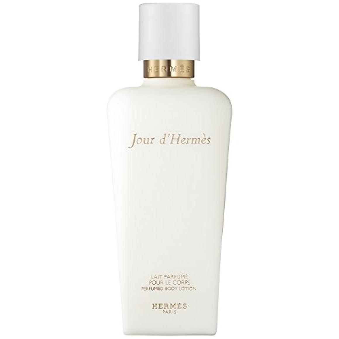 改修大工出撃者エルメスJourのドールエルメス賦香ボディローション200ミリリットル (HERM?S) (x6) - HERM?S Jour d'Herm?s Perfumed Body Lotion 200ml (Pack of 6...