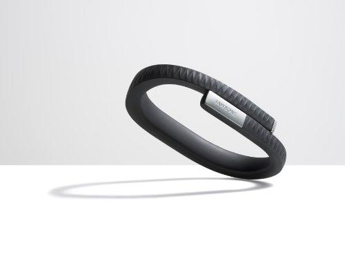 Jawbone UP by JAWBONE JP REF ライフログ リストバンド 活動量計 ( アプリ連動 / 3.5mmプラグ 同期 / オニキス / サイズ S ) JBR52b-SM-JP