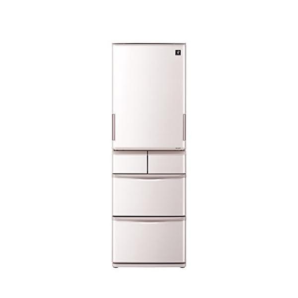 シャープ どっちもドア冷蔵庫 プラズマクラスター...の商品画像