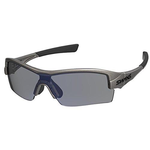 SWANS(スワンズ) スポーツ サングラス ストリックスエイチ 偏光レンズモデル STRIX H-0151 GMR ガンメタリック×ガンメタリック×ブラック