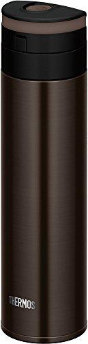 サーモス 水筒 真空断熱ケータイマグ 【ワンタッチオープンタイプ】 450ml エスプレッソ JNS-451 ESP