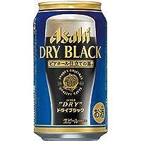 """アサヒ スーパードライ 黒 """"ドライブラック""""  350ml缶 350ML × 24缶"""