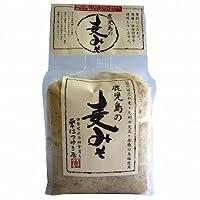 はつゆき屋 鹿児島の麦みそ  1kg×10個    JAN:4977035200032