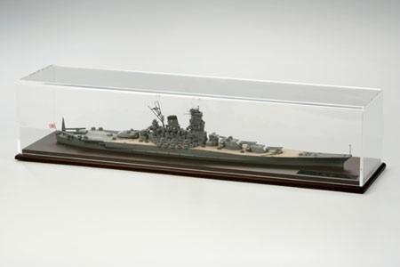 1/700大型艦用ディスプレイケース台座なし