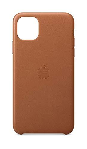 iPhone 11 Pro Max レザーケース - サドルブラウン