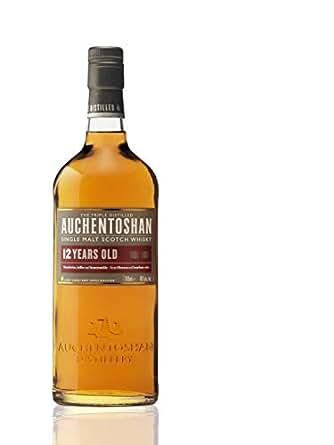 シングルモルト ウイスキー オーヘントッシャン 12年 [イギリス 700ml ]
