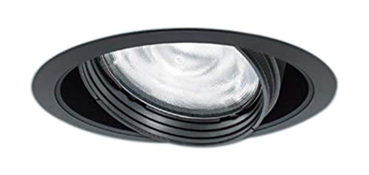 混雑気味の悪い犬パナソニック ユニバーサルダウンライト 配光可変 φ125 550形 一般光色 ブラック 電球色 NTS65513B