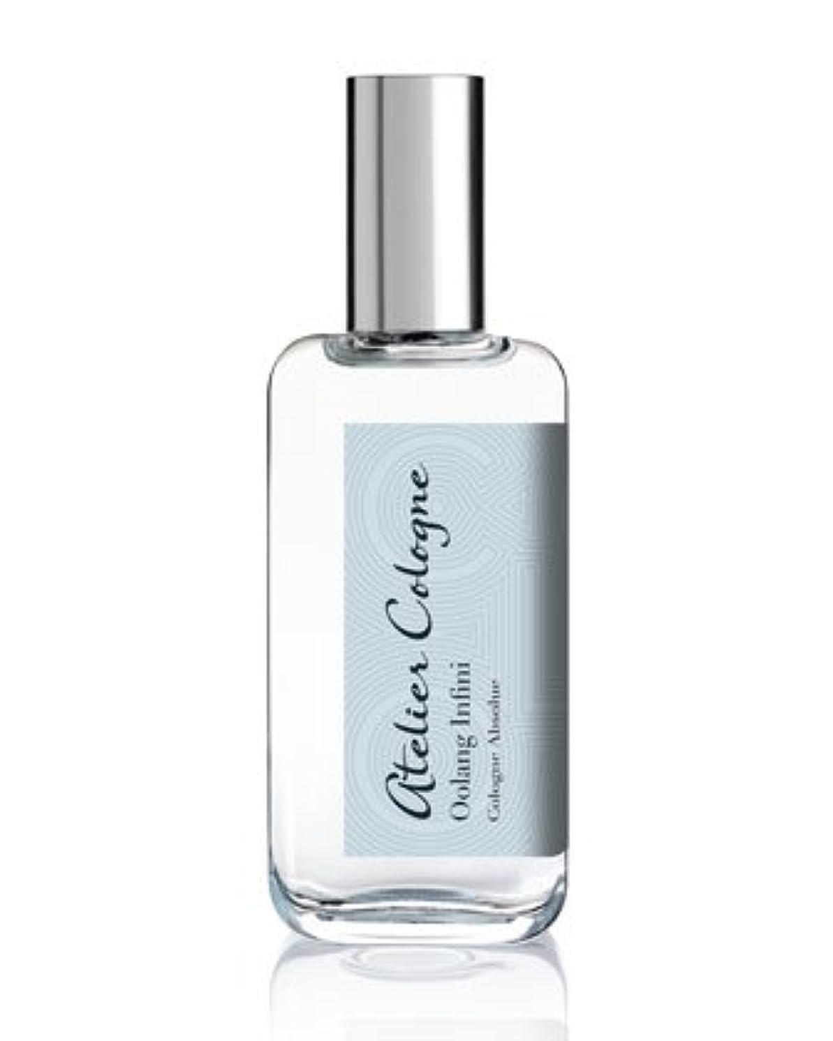 穴甘やかす別々にAtelier Cologne Oolang Infini (アトリエコロンオーラングインフィニー) 1.0 oz (30ml) Cologne Absolue