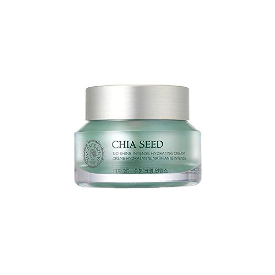 選択最近信じる[ザ·フェイスショップ]The Face Shop チアシードノーシャインインテンス水分クリーム(50ml) The Face Shop Chia Seed No Shine Intense Hydrating Cream...