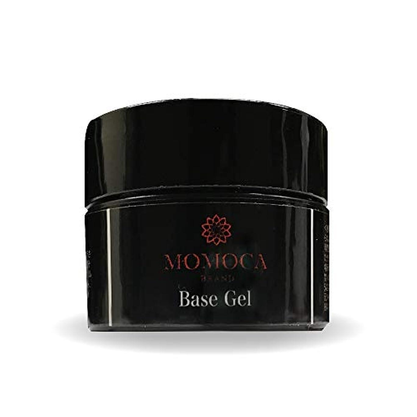盆コーンウォールれるMOMOCA モモカ ジェルネイル サロン品質 高発色 長持ち プロ仕様 ネイルサロン ネイリスト (ベースジェル)