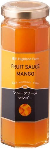 蔵王高原 フルーツソース マンゴー 160g×6