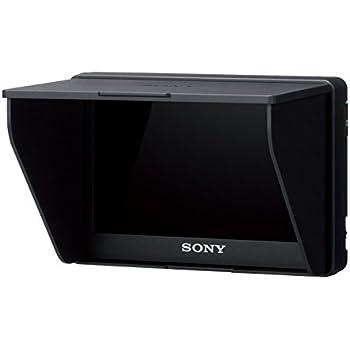 ソニー SONY クリップオンLCDモニター CLM-V55