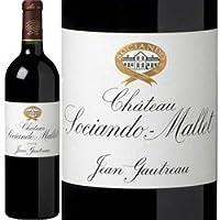 2011年シャトー・ソシアンド・マレ/オー・メドック/750ml/赤ワイン