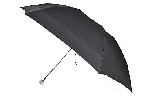 (バーバリー)BURBERRY メンズ バイカラー 折りたたみ 雨傘 / ブラック(黒)...