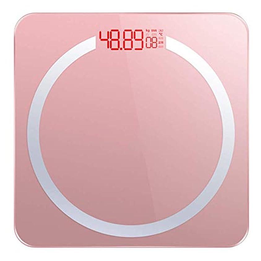 勇気のある誇張する等価体重計、デジタル体重計、usb充電体重計工場直接電子スケール健康人間スケール