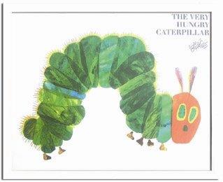《エリック・カール》Eric Carle はらぺこあおむし(A Very Hungry Caterpillar)の詳細を見る
