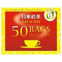 三井農林 日東紅茶 DAY&DAY (デイ&デイ) 1.8g×50袋×30個入