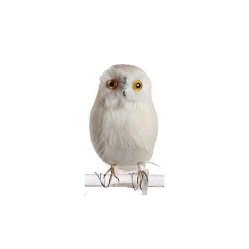 RoomClip商品情報 - バード 白フクロウ B プエブコ PUEBCO BIRDS white owl B
