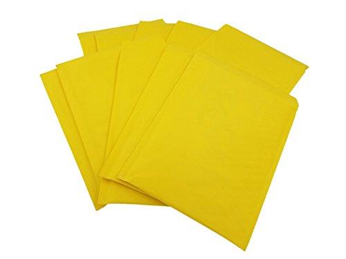 (ミライナチュール) Mirai Nature クッション封筒 プチプチ付き シール付き 定形外 クリックポスト ネコポス 対応 封筒 【Sサイズ 10枚セット】
