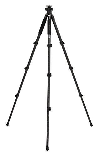 Rollei Rock Solidガンマ180アルミニウム–プロフェッショナル三脚with Swivelingセンター列、y-tube–ブラック