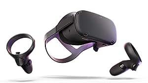 Oculus Quest (オキュラス クエスト) 2019 単体型VRヘッドセット スマホPC不要 (64GB) [並行輸入品]