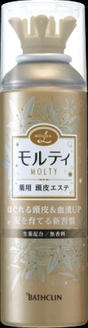 処理才能ステートメントバスクリン モウガ L モルティ薬用頭皮エステ 130g 医薬部外品 (育毛剤 女性用)MOUGA MOLTY×24点セット (4548514515659)