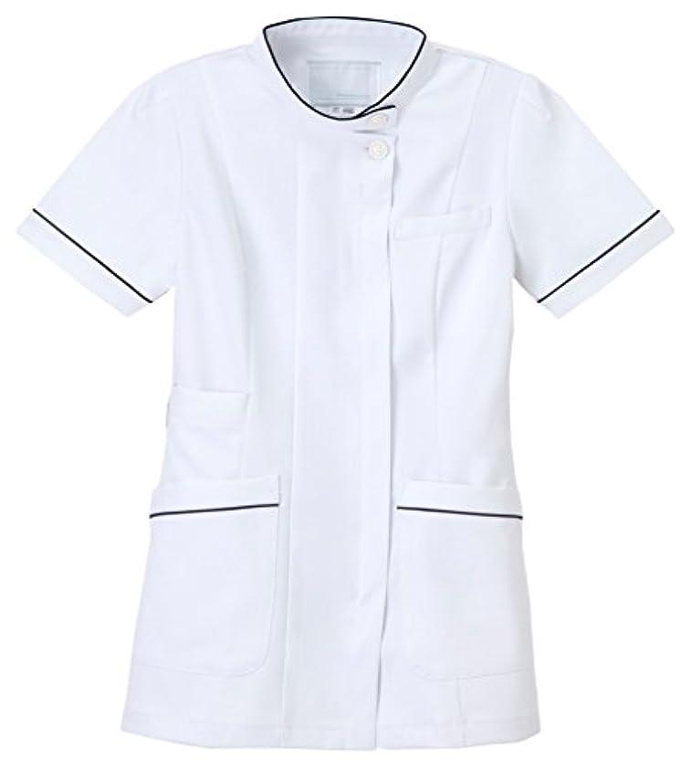 したがって配送検証ナガイレーベン NAGAILEBEN 女子上衣 FT-4482(L)Tネイビー