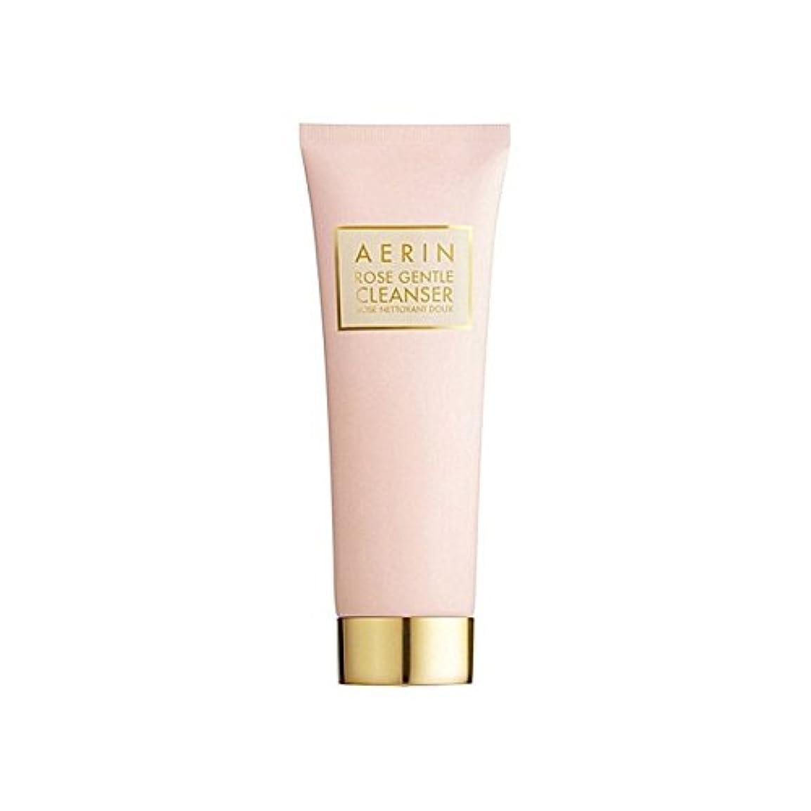 退屈なチキン役職Aerin Rose Gentle Cleanser 125ml (Pack of 6) - はジェントルクレンザーの125ミリリットルをバラ x6 [並行輸入品]