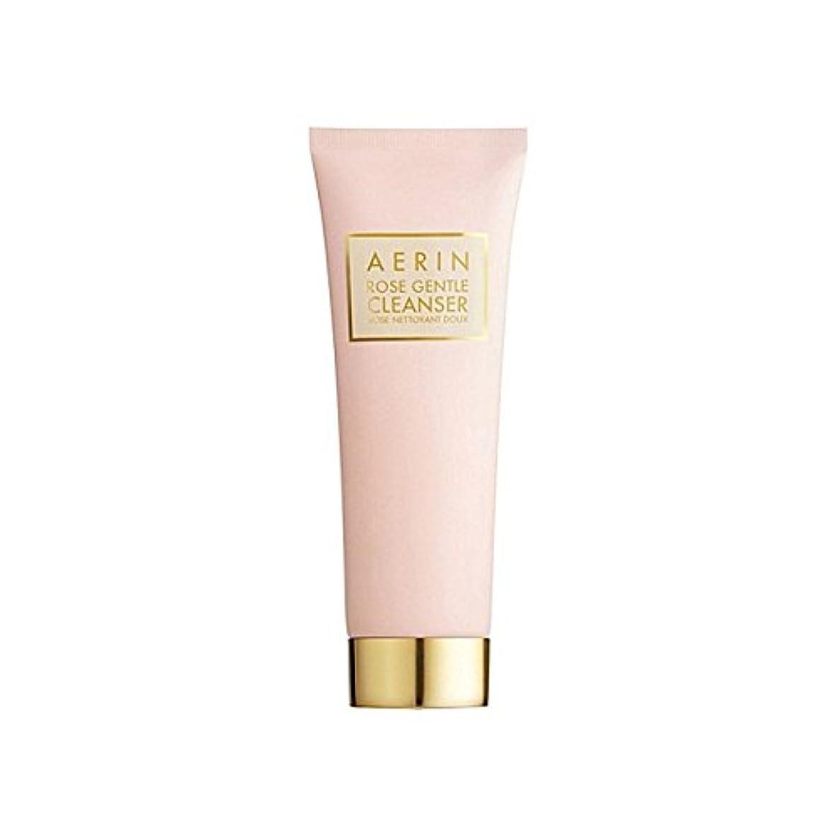 気楽なカロリー業界Aerin Rose Gentle Cleanser 125ml - はジェントルクレンザーの125ミリリットルをバラ [並行輸入品]