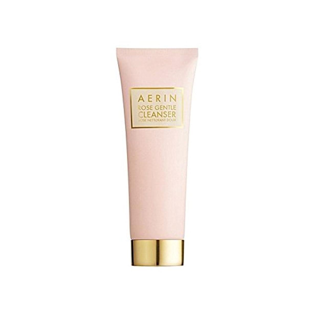 不純娯楽落ち着いたAerin Rose Gentle Cleanser 125ml - はジェントルクレンザーの125ミリリットルをバラ [並行輸入品]