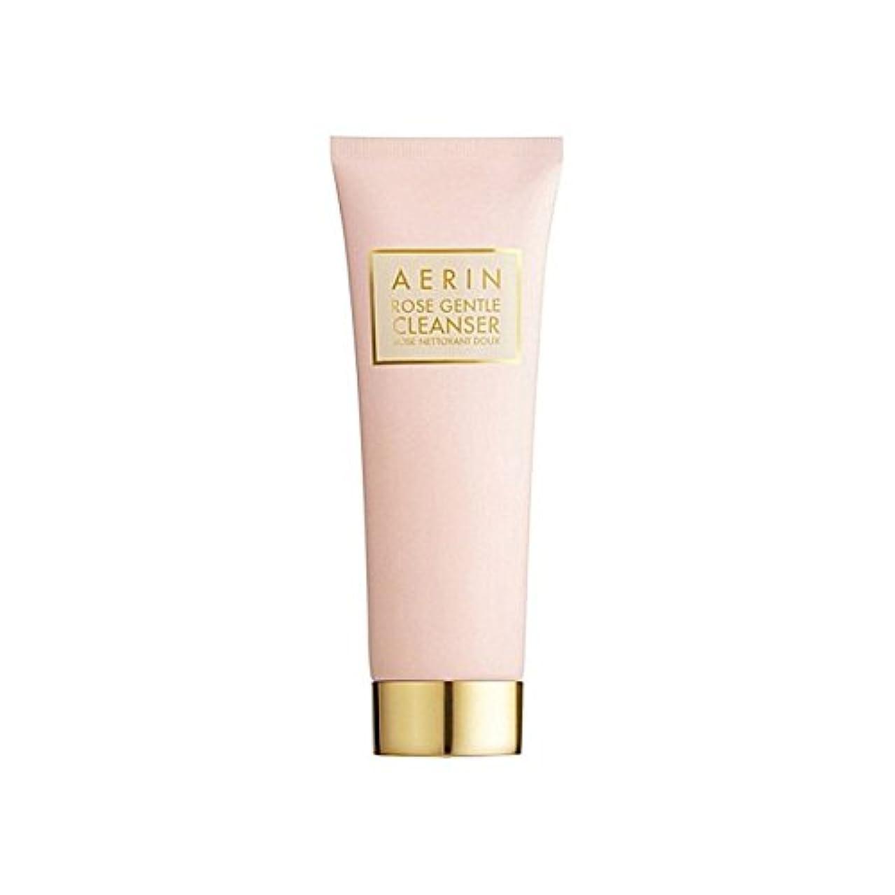 仮装こんにちは返済Aerin Rose Gentle Cleanser 125ml (Pack of 6) - はジェントルクレンザーの125ミリリットルをバラ x6 [並行輸入品]