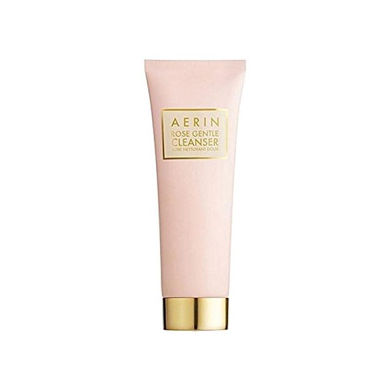 どうやらラフト優遇Aerin Rose Gentle Cleanser 125ml - はジェントルクレンザーの125ミリリットルをバラ [並行輸入品]