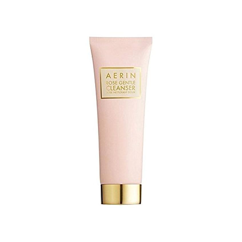 用心深いテント犯罪Aerin Rose Gentle Cleanser 125ml (Pack of 6) - はジェントルクレンザーの125ミリリットルをバラ x6 [並行輸入品]