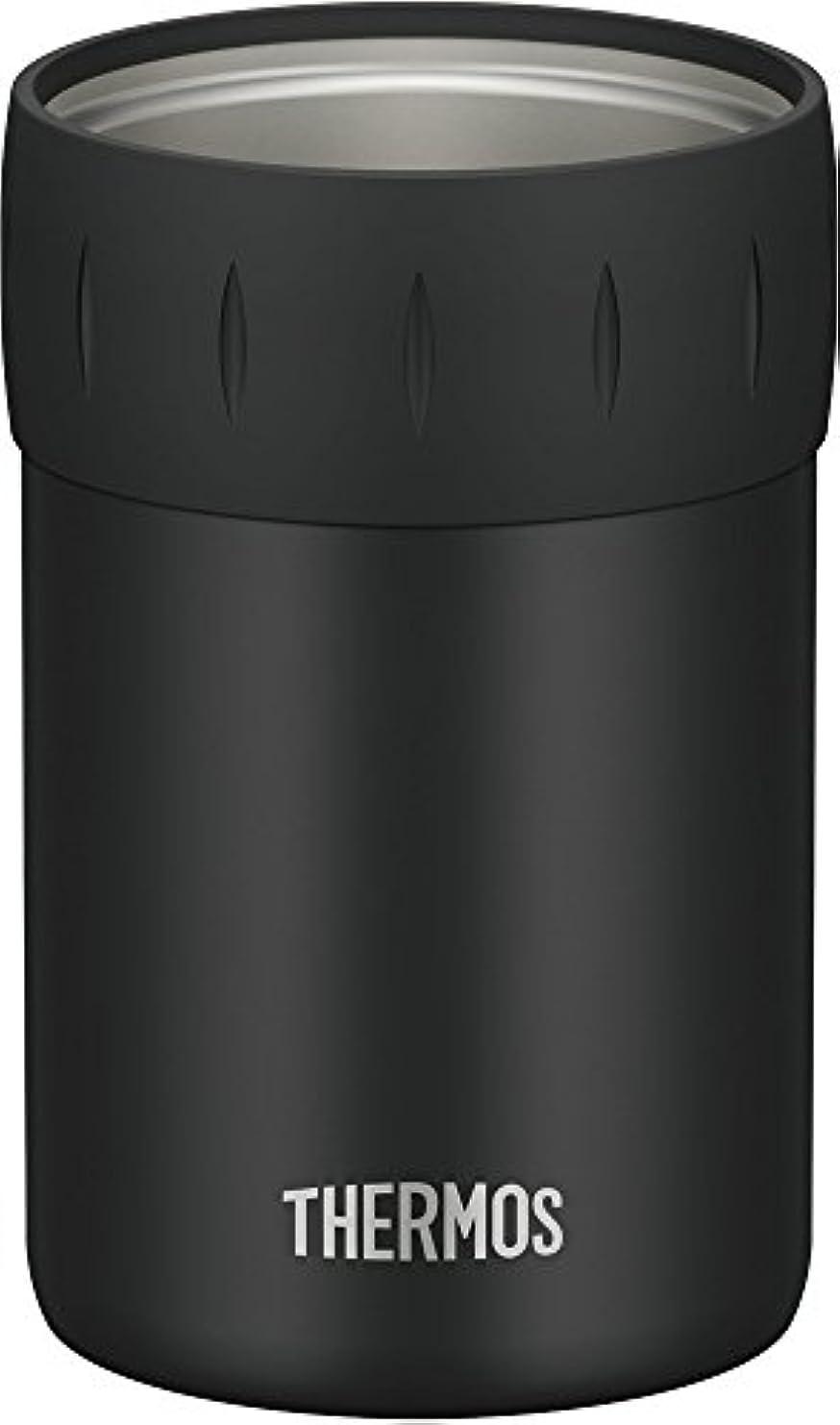 外交問題また明日ね妨げるサーモス 保冷缶ホルダー 350ml缶用 ブラック JCB-352 BK