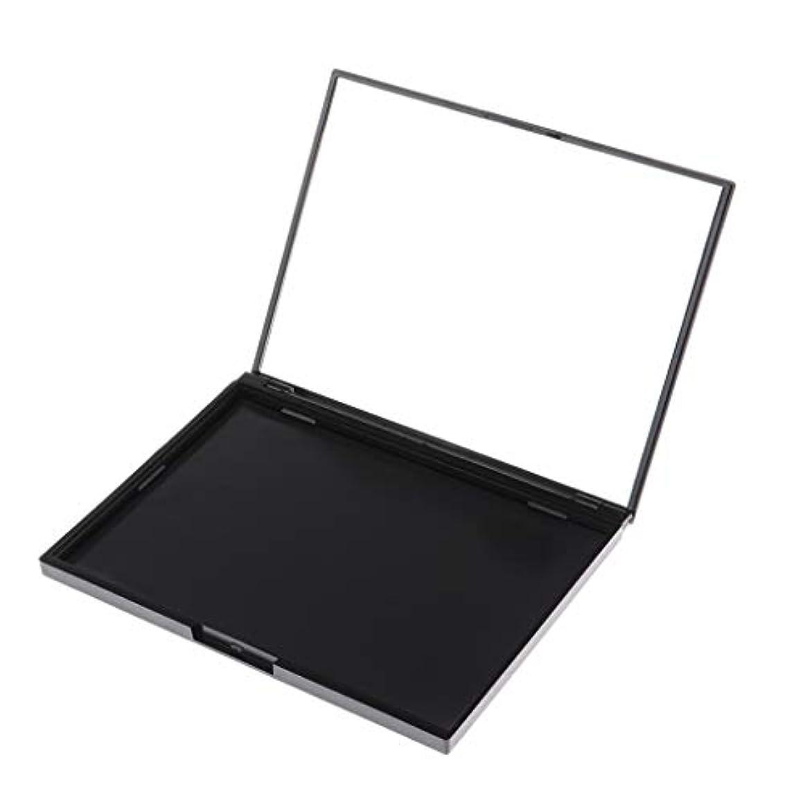右自分を引き上げるクラッチ空パレット パウダーパレット アイシャドー パレット コスメ用詰替え容器 DIY 化粧品 ツール 全4色 - 01