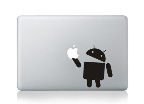 Decalshut 取り外し可能な macbook ステッカー Macboo...