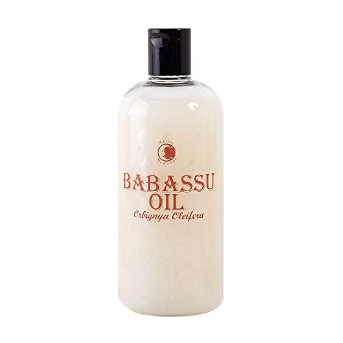 エッセイグリット複雑なMystic Moments | Babassu Refined Carrier Oil - 500ml - 100% Pure