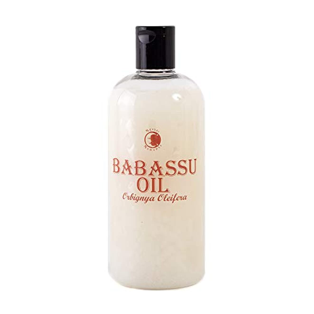 火山学者配管クランプMystic Moments | Babassu Refined Carrier Oil - 1 Litre - 100% Pure