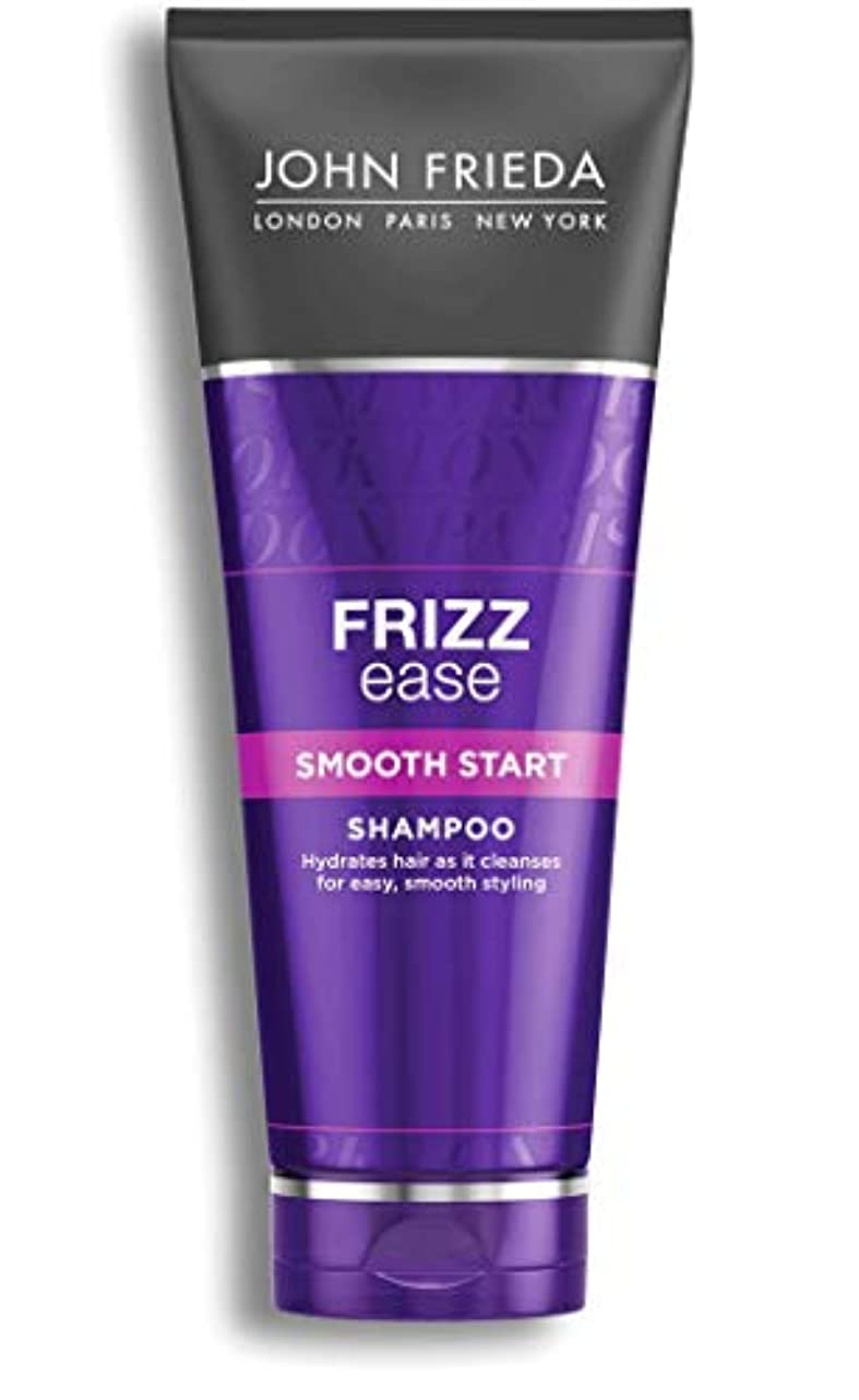 謙虚妊娠した夏John Frieda Frizz-Ease Smooth Start Shampoo 250ml