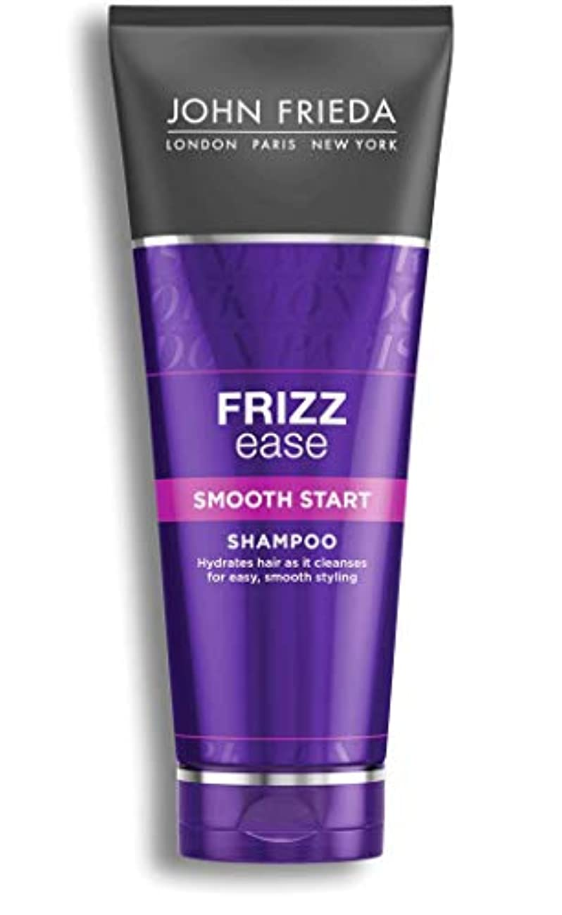 バルセロナ逸脱引き算John Frieda Frizz-Ease Smooth Start Shampoo 250ml