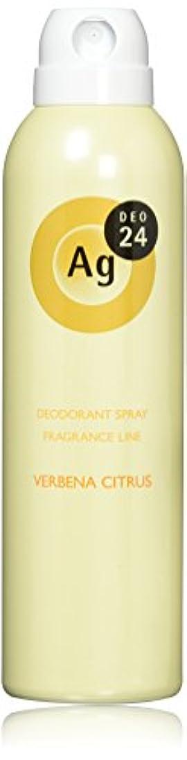注入人種コンパニオンエージーデオ24 パウダースプレー ヴァーベナシトラスの香り 142g (医薬部外品)