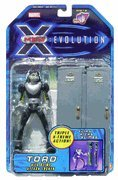 X-Men Evolution Toad with Slime Attack Locker