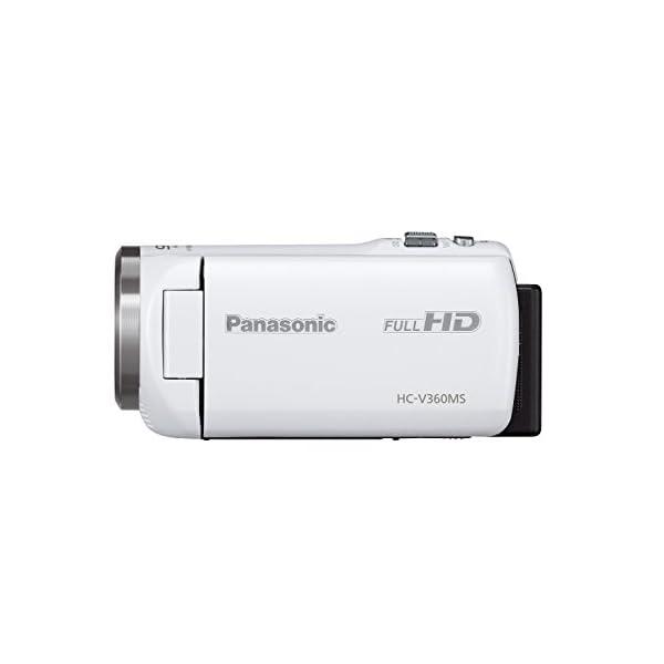 Panasonic HDビデオカメラ V360...の紹介画像4