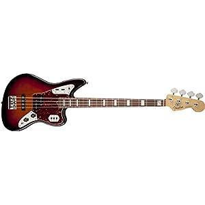 Fender フェンダー エレキベース AM STD JAGUAR BASS RW 3TSB