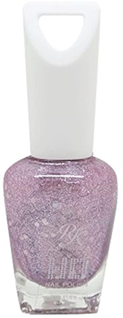 ブルジョンジャベスウィルソンフロンティアHDポリッシュ Smoky Purple HDP710J