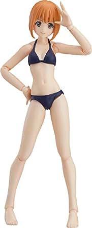 figma 水着女性body [エミリ] ノンスケール ABS&PVC製 塗装済み可動フィギュア