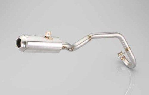 キタコ(KITACO) ステンアップマフラー 右取り回しタイプ KLX110 レース専用 540-4022610