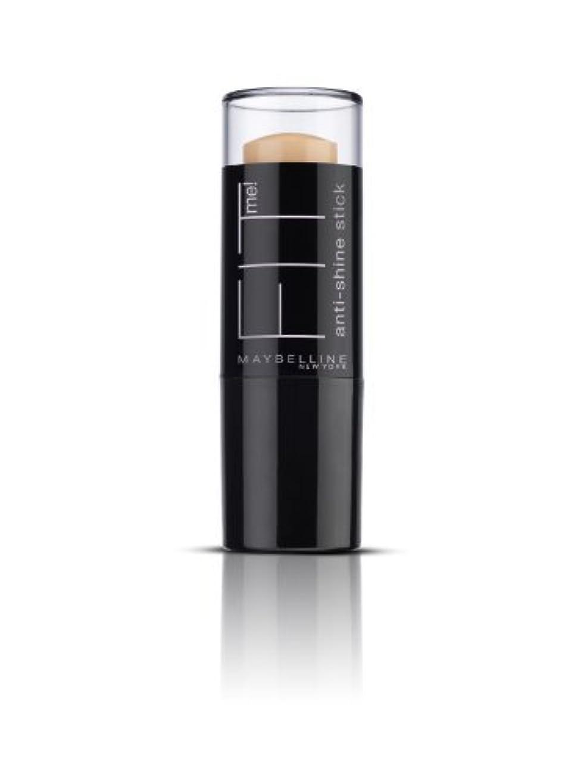 エチケット巨人部門Gemey Maybelline Affinitone Fit Me Foundation Stick 120 Vanilla by Maybelline